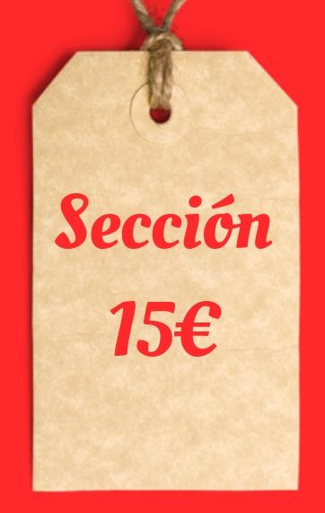 seccion de 15 euros
